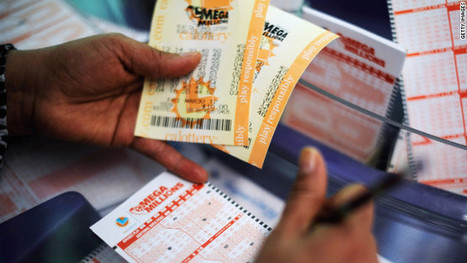 Public school workers hold winning Mega Millions ticket - CNN.com | The Browse | Scoop.it