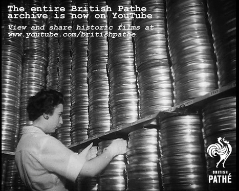 British Pathé releases 85,000 films on YouTube | Web 2.0 | Scoop.it