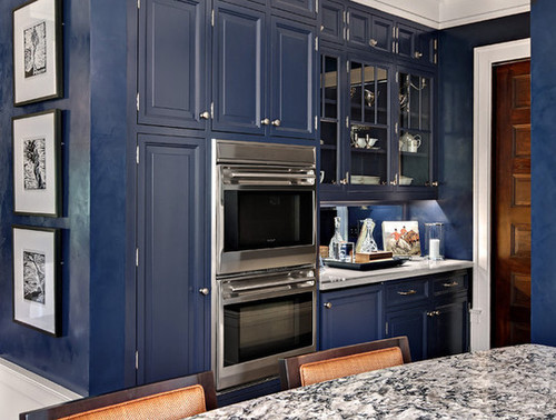 Color Guide: How to Use Navy Blue -design trends | MarketingHits.