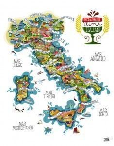 Italy: A Colorful Land of Wine | Vino al Vino | Scoop.it