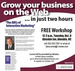 Grow your business! - Roanoke Chowan News Herald   Business   Scoop.it