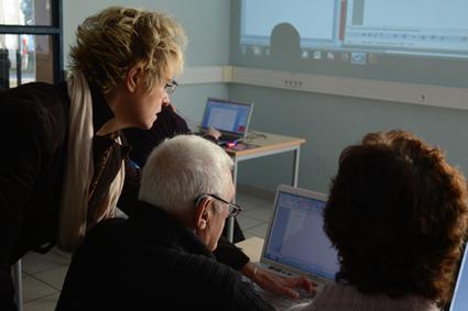 Internet : les seniors tissent leur toile | Agir pour le bien-être et la dignité des séniors | Scoop.it