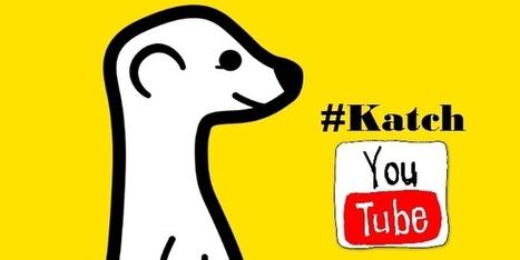 Como subir videos de Meerkat a YouTube | Eventos con Jamón | Scoop.it
