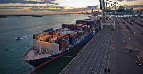 Southeast Ports: What's on the Horizon? - Inbound Logistics | Logistics and Supply Chain | Scoop.it