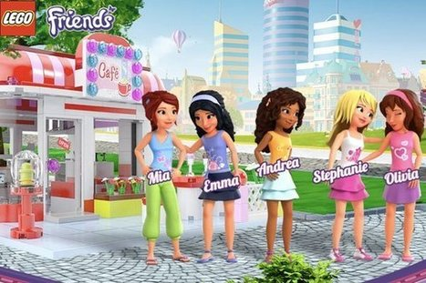 Shaping Youth » Lego Friends: Please Build on Possibility, Brain Plasticity | Brain and Management | Scoop.it