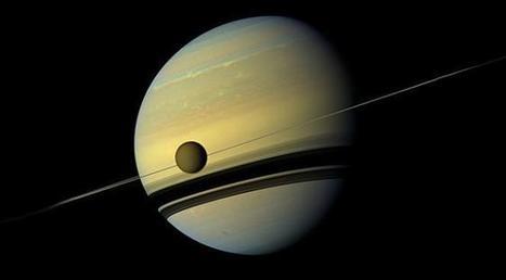 Quand des planétologues découvrent que sur Jupiter et Saturne, les rivières de diamants tombent du ciel | Beyond the cave wall | Scoop.it