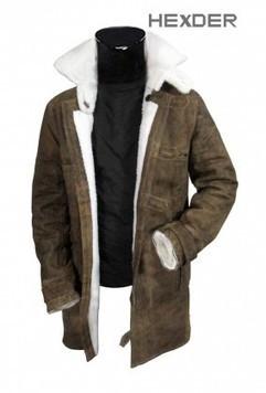 Hexder Dark Knight Rises Bane Coat | Mens Celebrity Fashion Jacket | Scoop.it