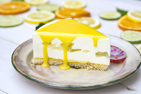 Cheesecake de Gin Tonic - Cocinando con CatMan | GinTonics | Scoop.it