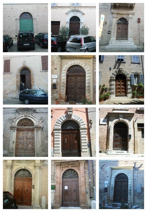 Palazzi nobiliari di Corinaldo | Le Marche un'altra Italia | Scoop.it