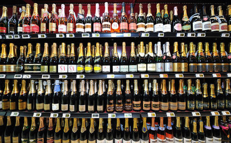 Seasonal and Black Friday #Champagne price wars fiercer than ever | Vitabella Wine Daily Gossip | Scoop.it