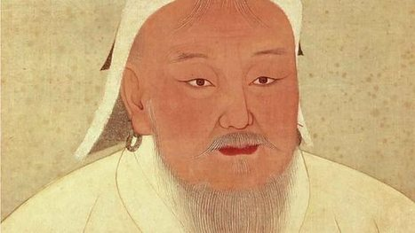 Genghis Khan , In Our Time - BBC Radio 4 | Year 8 History - the rise of Genghis Khan | Scoop.it
