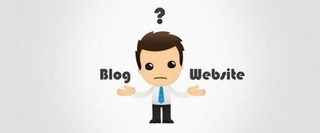 Diferencias entre sitio web, página web y blog | HERRAMIENTAS TICS | Scoop.it
