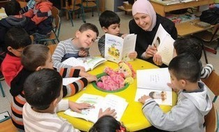 New program aims to teach love of reading to Arab kindergarten children - Jerusalem Post   Reading, Writing, and Research   Scoop.it