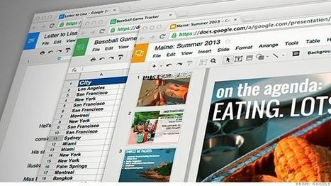 Will Google Docs kill off Microsoft Office? - CNN | Peer2Politics | Scoop.it