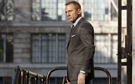 Skyfall takes £20.1m in record-breaking opening weekend | Business Futures | Scoop.it