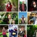 Introducing Edinburgh's one-man Literary Paparazzi | Edinburgh Stories | Scoop.it