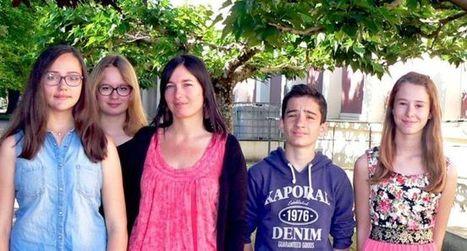 Chevaliers des mots en quête de lumière | Collège Pierre Darasse | Scoop.it