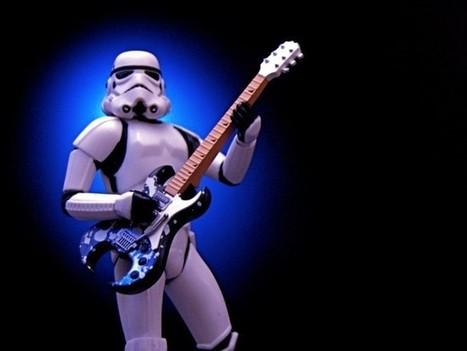 Internet, ce qui pouvait arriver de mieux à la musique | L'embusc@de | Scoop.it