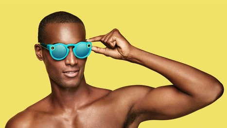 The most genius thing about the Snap Spectacles is their $130 price tag | MarketingHits | Scoop.it