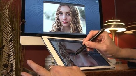 Air Stylus Pairs Your iPad and Stylus with Your Computer | Geek in your face | Scoop.it