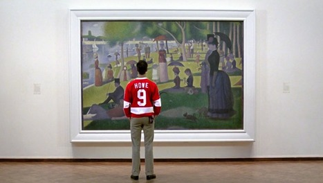 Why Cameron Frye Wore a Gordie Howe Jersey in 'Ferris Bueller's Day Off' — MEL Magazine | Winning The Internet | Scoop.it