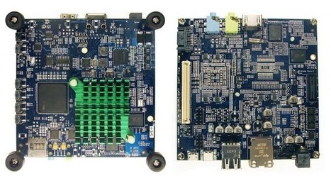 Intel's x86 MinnowBoard ships, sets sight on Raspberry Pi - ExtremeTech | Robotics and Automation | Scoop.it