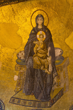 Theotokos Means Virgin Mary to Greek Orthodox Christians | Ancient Greek Religion | Scoop.it
