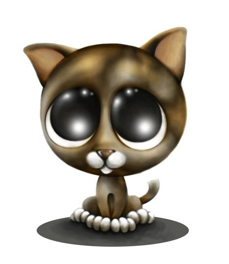 chaton | Les choix de Charlotte, 7 ans et demi | Scoop.it