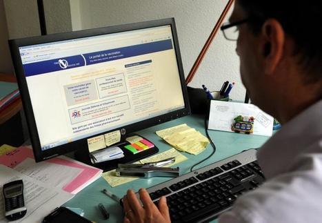 Cahors. Le carnet électronique expérimenté - LaDépêche.fr | Les logiciels de pharmacie | Scoop.it