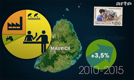 Le dessous des cartes : Île Maurice, au-delà de la carte postale - ARTE   Quoi de neuf sur le Web en Histoire Géographie ?   Scoop.it
