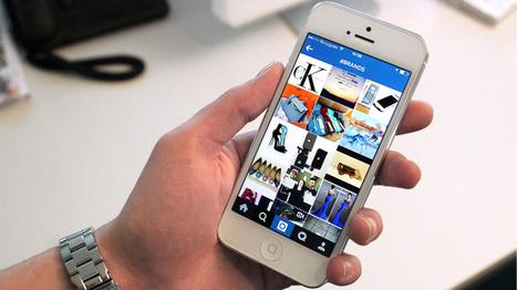 Instagram et les marques : une stratégie qui prend de l'ampleur | Stratégie Marketing et E-Réputation | Scoop.it
