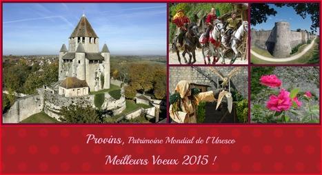 Meilleurs Voeux de Provins ! | Cité médiévale de #Provins | Scoop.it