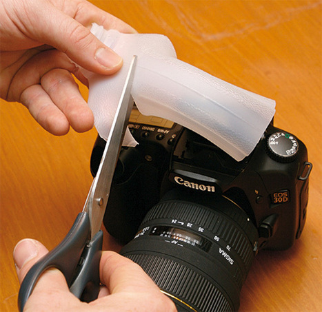 35 Awesome DIY Photography Hacks | Everything Photographic | Scoop.it