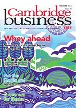 Cambridge Business - Nov - Dec 2012 digital edition | Help to Develop Cloud Marketing | Scoop.it