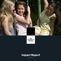 Children's Society Impact Report | Uni bumped | Scoop.it