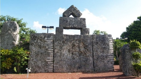 How One Man Created a 1,000 Ton Coral Castle in 1923 | News we like | Scoop.it