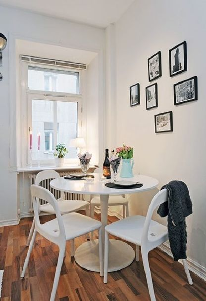 Apartments Category : Girly Apartment Decorating Ideas In Just 43 Sqm, cheap apartment decor, decorating a small apartment ~ www.grubtoe.com | Interior Home Design | Scoop.it