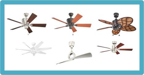 Ceiling Fan Buyer's Guide | Today, I learned | Scoop.it