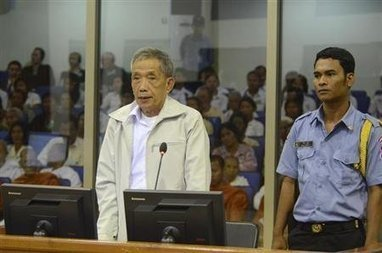 EU wants Cambodia to pay more for Khmer Rouge crimes court | Cambodian News | Scoop.it