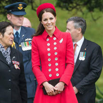 Kate Middleton's Fashion Hits From The New Zealand Royal Tour | Fashion & Style - News, Trends, Advice For The Busy Working Woman | Scoop.it