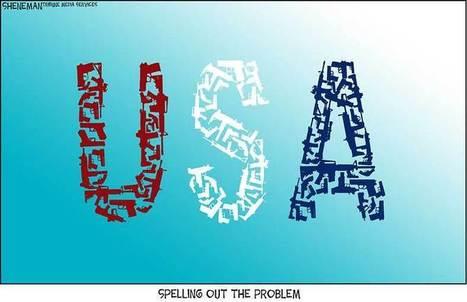 Spelling out the problem | The US Gun Debate | Scoop.it