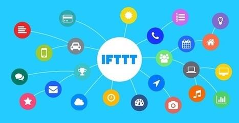 L'Internet des Objets avec IFTTT | Soho et e-House : Vie numérique familiale | Scoop.it