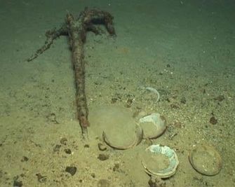Mile-Deep Ancient Roman Shipwrecks Discovered Off Greece | Maritime News | Maritime Executive Magazine | Artifacts | Scoop.it