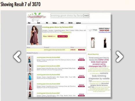 Un moteur de recherche pour chercher les sites pénalisés manuellement par Google | Gotta see it | Scoop.it