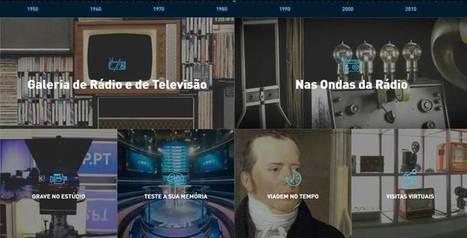 Museu Virtual RTP totalmente renovado põe à disposição 500 novas peças de rádio e televisão | Educommunication | Scoop.it