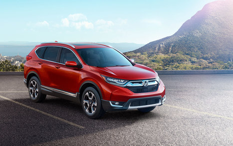 2017 Honda CR-V brings back the volume knob | Automotive Car Reviews | Scoop.it