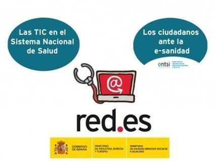 La Sanidad en red en España es ya una realidad | Interoute | Blog oficial | TIKIS | Scoop.it