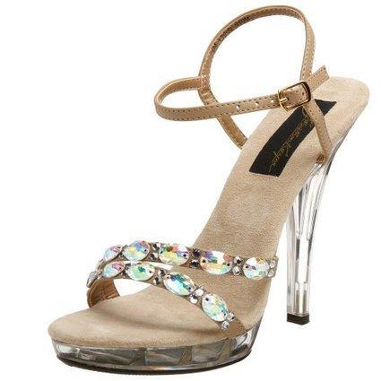 Johnathan Kayne Women's Austria Platform Sandal   Wedding Shoes   Scoop.it