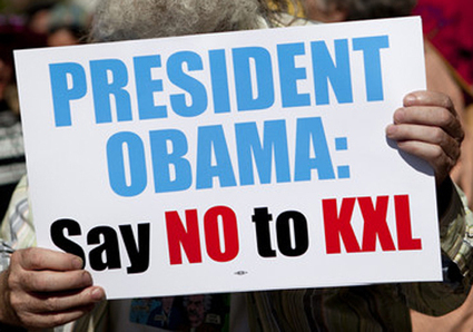 Top 5 Reasons Why Obama Should Reject the Keystone XL Tar Sands Pipeline | EcoWatch | Scoop.it