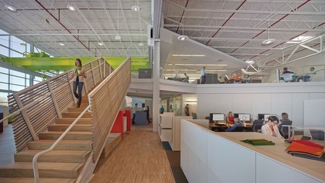 How Changing the Workplace Drives Culture Change | Office Environments Of The Future | Scoop.it